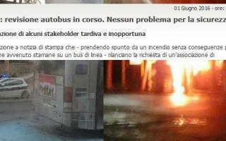 Roma: #Flambus: Ancora qualche parola sugli autobus flambè