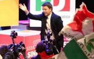 Politica: pd  renzi  minoranza  congresso