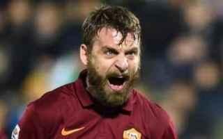 Europa League: dzeko  roma  de rossi  emerson