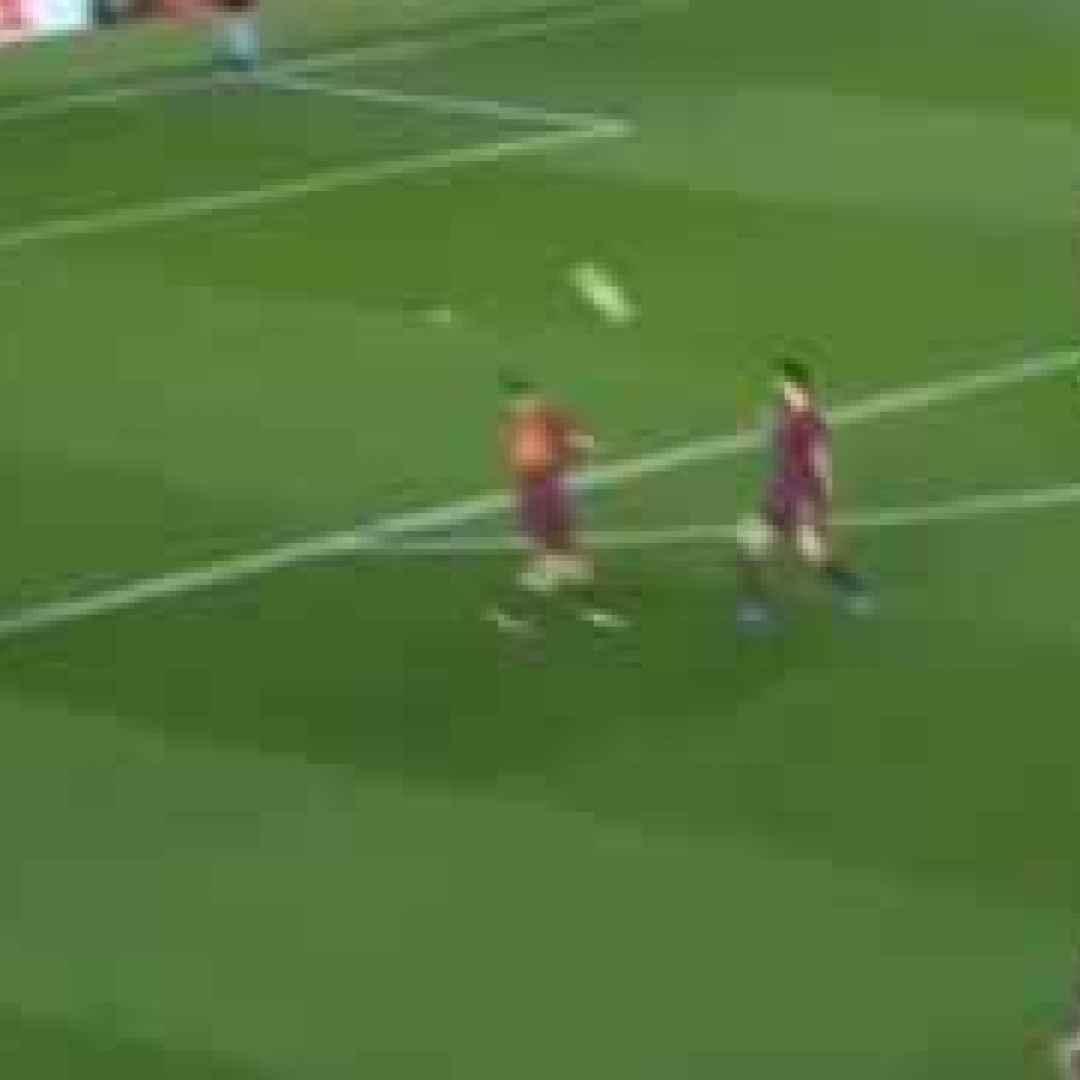 dzeko roma calcio europa  league