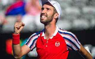 Tennis: tennis grand slam karlovic kukushkin