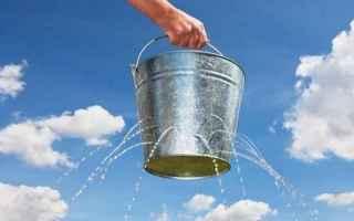 sprechi  sprechi acqua  acqua  multe