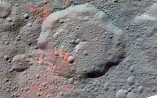 Astronomia: missioni spaziali  nasa  dawn