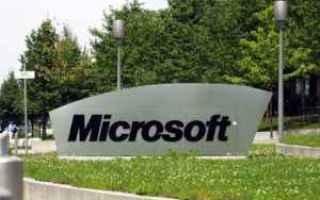 Microsoft: microsoft  ecologia  milano  porta volta
