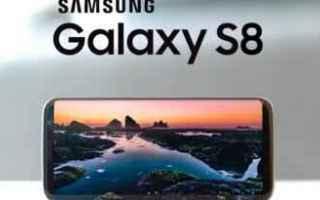 Cellulari: galaxy s8  samsung