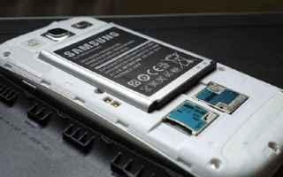 Cellulari: batterie  galaxy s8  samsung  sony
