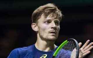 Tennis: tennis grand slam goffin rotterdam