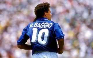 Nazionale: baggio  baggio50  italia  juventus