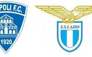 Serie A: empoli  lazio  streaming  live