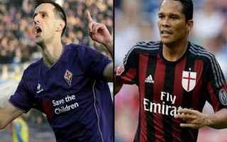 Serie A: milan  fiorentina  pronostico  serie a