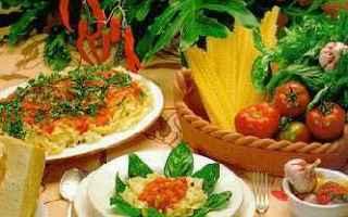 Ricette: pasta margherita  picchio pacchio  aglio