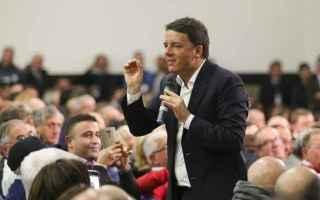 Politica: renzi  pd  scissione  minoranza