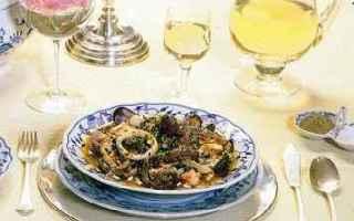 Ricette: scorfano  sicilia  vongole  zuppa