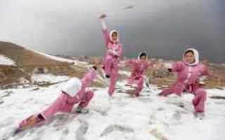 Immagini virali: foto  donne  afghanistan  sima azimi
