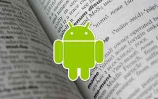 Cultura: android dizionario offline dizionario