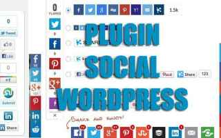 Siti Web: wordpress  plugin  social  facebook