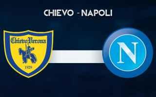 Oggi a Verona si è disputata #ChievoNapoli, terminata con il risultato di 3 - 1.<br />I marcatori