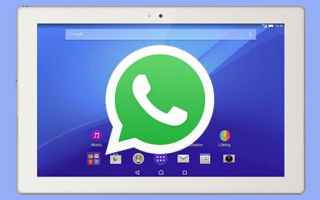 Tablet: whatsapp  tablet  android