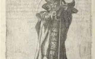 Religione: ostrogoti  san zenobio  sasso  vescovo