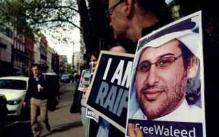 arabia saudita  abulkhair  diritti umani