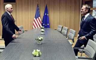 dal Mondo: unione europea  usa  trump
