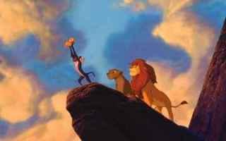cinema  film  notizie  il re leone