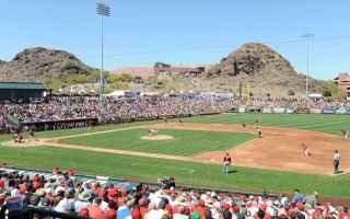 Sport: mlb  spring training