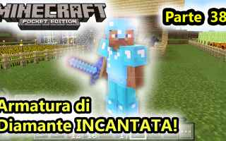 Mobile games: minecraft  minecraftpe  diamanti