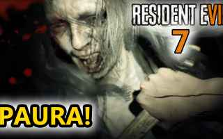 resident evil 7  resident evil  horror