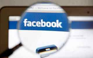 Sicurezza: facebook