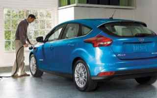 Automobili: ford  focus electric  auto  cars  green