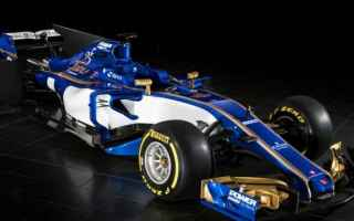 Formula 1: f1  sauber c36  presentazione