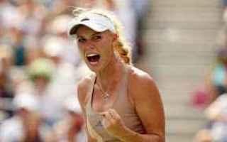 Tennis: tennis grand slam wozniacki dubai