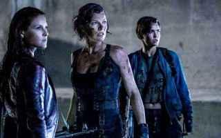 Cinema: film  resident evil  milla jovovich