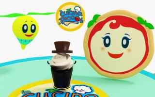 Video divertenti: cartoni animati  bambini  cioccolato