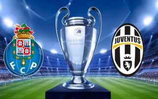 Champions League: juventus  porto  champions