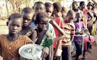 Il governo del Sudan del Sud e lONU hanno dichiarato lo stato di carestia raggiunto da due contee de