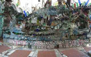 Arte: magic gardens  arte  filadelfia