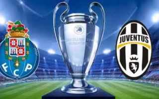 Champions League: news  porto juve  champions league