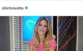 Gossip: diletta leotta  calcio  foto  sport
