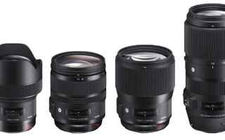 Fotocamere: sigma obiettivi fotografia lenti