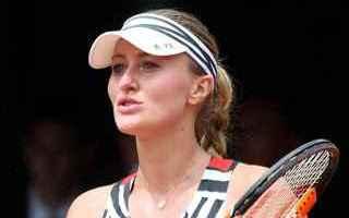 Tennis: tennis grand slam dubai pliskova