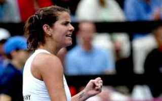 Tennis: tennis grand slam goerges budapest