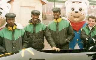 Sport Invernali: bob  giamaica  olimpiadi