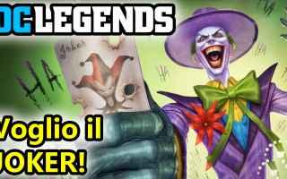 Mobile games: dc legends  supereroi  android  azione