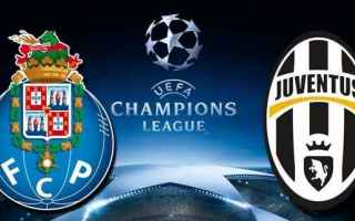 porto  juventus  chiaro  streaming  champion