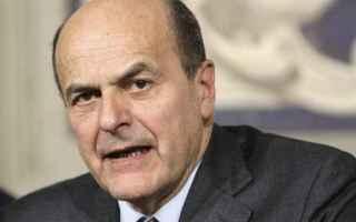 Politica: pd  bersani  partito  scissione  renzi