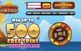 Google: volcano bingo   best online bingo sites