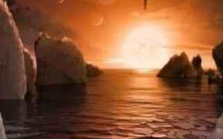 Astronomia: nasa scienza pianeti