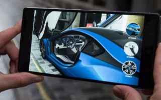 Motori: bmw  augmented reality  e-cars